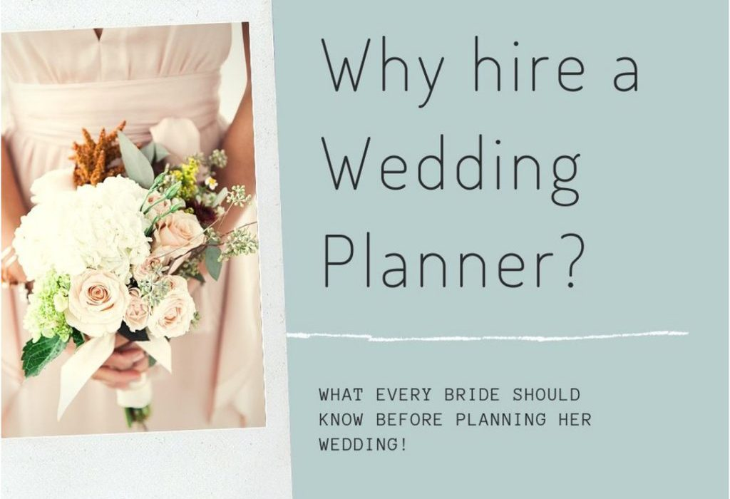 When should I hire a wedding planner
