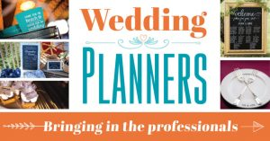 When should I hire a wedding planner?