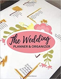 schedule a wedding events