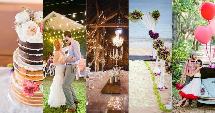 Plan a frugal wedding
