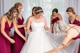 things to do on your wedding day morning