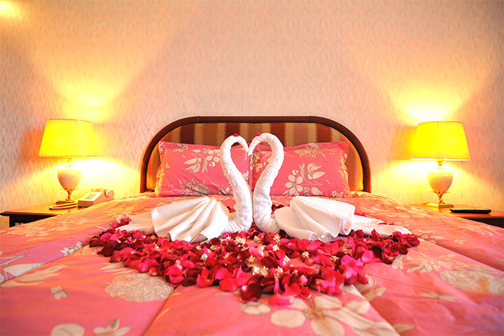 wedding room decoration