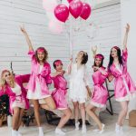 Organize a bride-to-be party